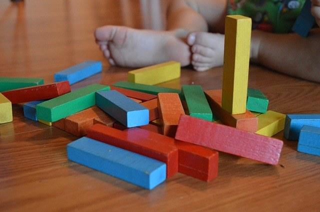 clasificación juguetes por edades