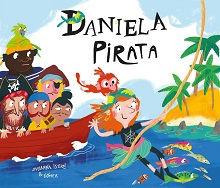 Cuentos con valores infantil y primaria - Daniela Pirata