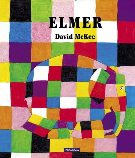 Cuentos con valores infantil y primaria - Elmer