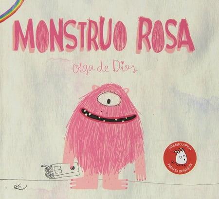 Cuentos con valores infantil y primaria - Monstruo Rosa