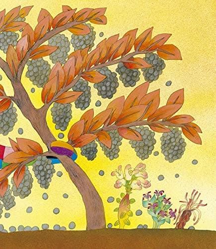 Cuento Elmer - Árbol de bayas
