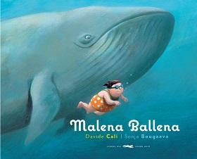 Cuento con valores infantil y primaria - Malena ballena
