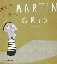 Cuento con valores infantil y primaria - Martin gris