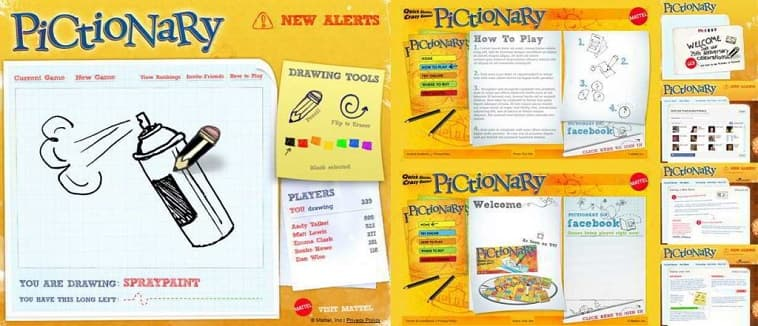 Juegos estimular visual thinking o pensamiento visual