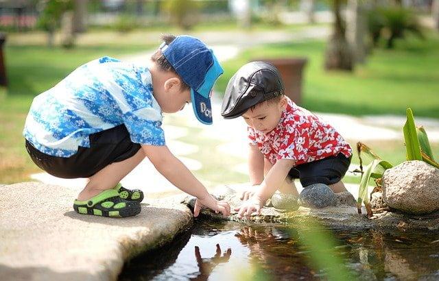 Niños jugando - Inteligencia intrapersonal