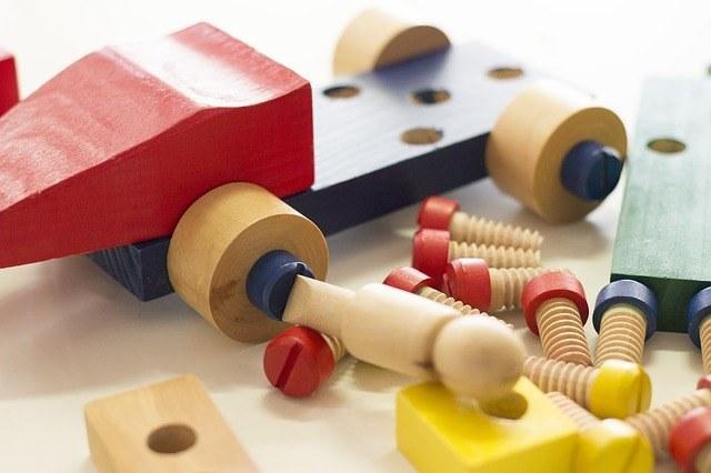tipos de juegos o juguetes para niños